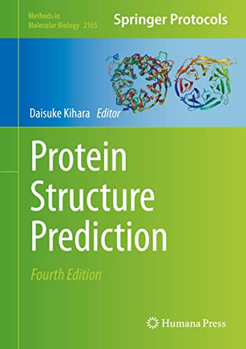 Protein Structure Prediction (Methods in Molecular Biology, 2165, Band 2165)