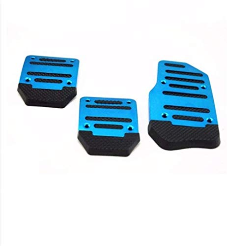 Piezas de automóvil Pedal Antideslizante Bloqueo Manual/Freno de Acelerador automático Suministros para...