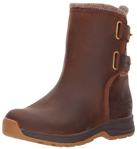 Woolrich Women's Koosa Winter Boot, Ginger/Oxford, 11 M US
