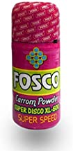 Fosco Carrom Powder, Super Disco XL-500, Super Speed Magic, 20gm