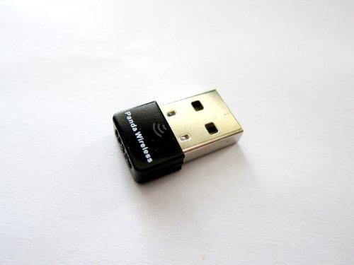 Panda Ultra 150Mbps Wireless N USB Adapter - Windows XP/Vista/7/8/8.1/10, Windows Ce 6.0, Mac 10.4-10.10, Mint, Ubuntu, Fedora, openSUSE, Lubuntu, BackTrack5 R3, Kali Linux, Raspberry Pi/Pi 2