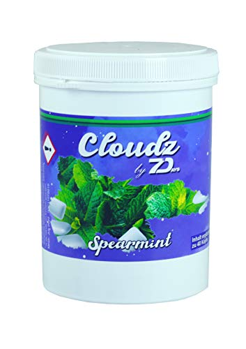 Cloudz by 7Days Spearmint - Dampfsteine Inhalt: 0,50 kg (1kg / 49,80€)