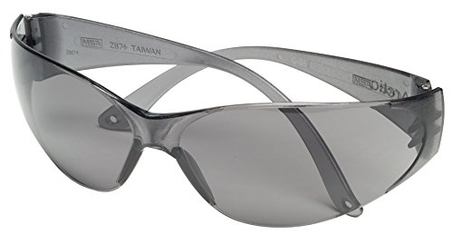 MSA 697515 Arctic Eyewear, Gray Lens, Anti-Scratch Coating by MSA