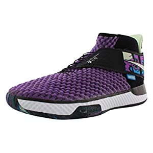 Nike Air Zoom UNVRS Basketball Shoes (Sizes 3.5-15) (11, Vivid Purple/White)