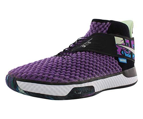 Nike Air Zoom Unvrs Unisex Shoes Size 5.5, Color: Vivid Purple/White