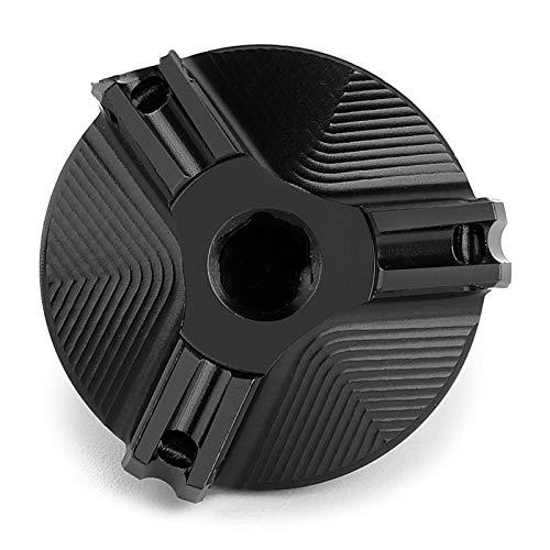Tapón Depósito Combustible Tapón De Llenado De Aceite CNC Para K&awasaki Z650 Z800 Z900RS Z1000 ER4N ER6F ER6N Para N&INJA 400 600 650 1000 Para V&ersys 650 1000 ZXR750 / R Tapa Tanque (Color : B)
