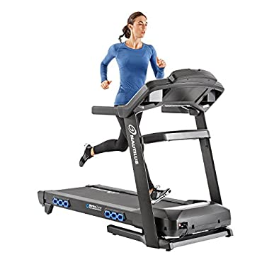 Nautilus T616 Treadmill with Bluetooth connectivity
