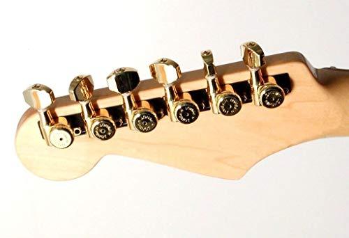 16 Black USA Genuine Hipshot Guitar or Bass Tuner Machine Head Screws