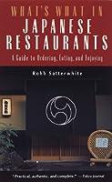 英文版 日本料理ガイド - What's What in Japanese Restaurants:A Guide to Ordering, Eating, and Enjoying