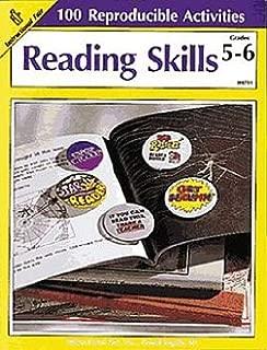 FRANK SCHAFFER PUBLICATIONS READING SKILLS GR. 5-6 100+