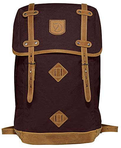 FJÄLLRÄVEN Rucksack No.21 Large, Sacs à Dos Mixte Adulte, Marron (Hickory Brown), 24x36x45 cm (W x H L)