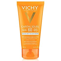 Vichy Laboratories Capital Soleil SPF 60 Soft Sheer Sunscreen Lotion, 5 oz