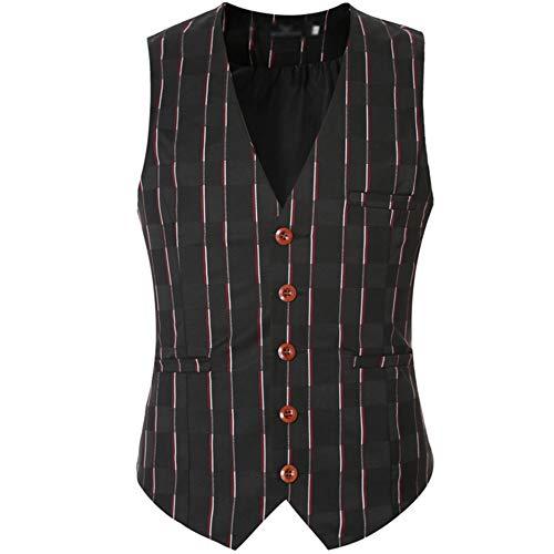 Heren pak Gilets Formele Taillejassen Jassen Bruiloft Vest Mouwloos Gereedschap Bovenkleding Gentleman Waistcoat Gilet Jas