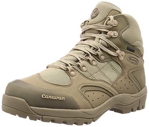 Caravan C1_02S Gore-Tex 0010106 Trekking Shoes - beige