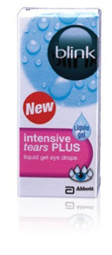 Blink Intensive Tears Plus Liquid Gel 10ml by Abbott
