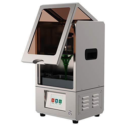 TOPQSC Imprimante UV Photon 3D,Impression Rapide 405nm Hors Ligne Via clé USB Format d'impression 115mm X 65mm X 165mm Avec Écran Tactile Intelligent
