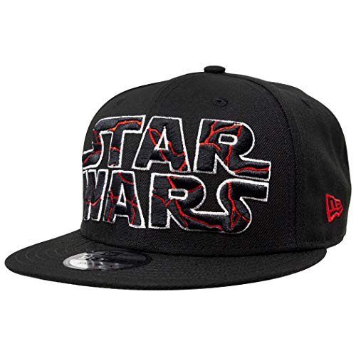 New Era 9Fifty - Gorra ajustable, diseño de Star Wars con texto en inglés