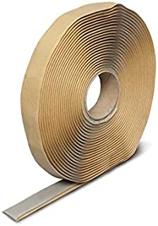 "Dicor BT-1834-1 1/8"" x 3/4"" x 30' Butyl Seal Tape"