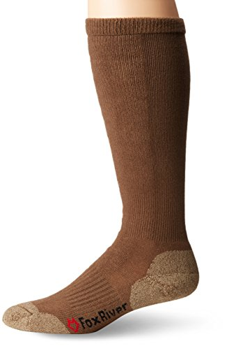 Fox River Men's Fatigue Fighter® Over-The-Calf, Coyote Brown, Large