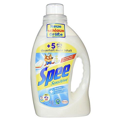 Spee SensitiveGel, 20 Waschladungen