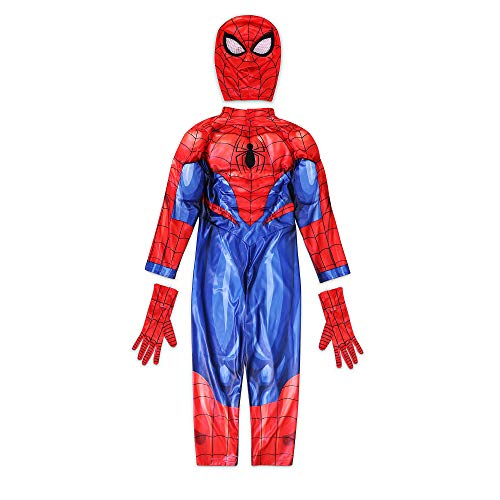 Marvel Spider-Man Costume for Boys,…