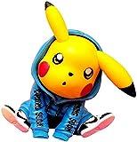 LJXGZY 2020 Nuevas Figuras de Pikachu Juguete Caliente Pikachu Marea Modelo de Disfraz decoración de Coche Pikachu Juguete muñeca colección de Juguetes decoración Modelo Regalo de cumpleaños Estatua