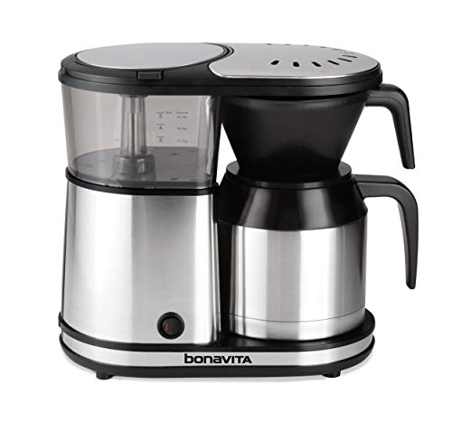 Bonavita 5-Cup One-Touch Coffee Maker...