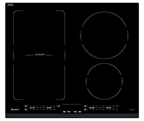 SAUTER Plaque induction noir SPI6467B