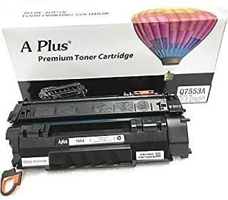 A Plus 53a Compatible Laser Toner cartridge,Black