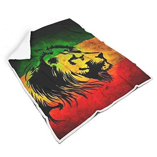 O2ECH-8 vleermuisdeken tijger leedier patroon gedrukt twee maten Throws Robe - zacht warm past cadeau van een vriend te gebruiken
