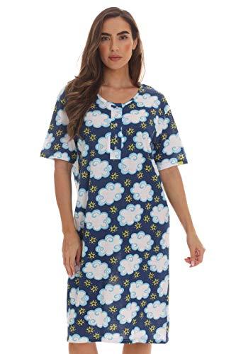 Just Love Short Sleeve Nightgown Sleep Dress for Women Sleepwear 4360-10469-3X