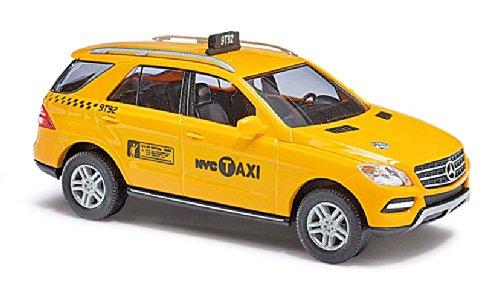 Busch Voitures - BUV43314 - Modélisme - Mercedes-Benz Taxi NYC - 2011