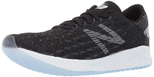 New Balance Fresh Foam Zante Pursuit, Zapatillas de Running para Hombre, Negro (Black/White Black/White), 40.5 EU