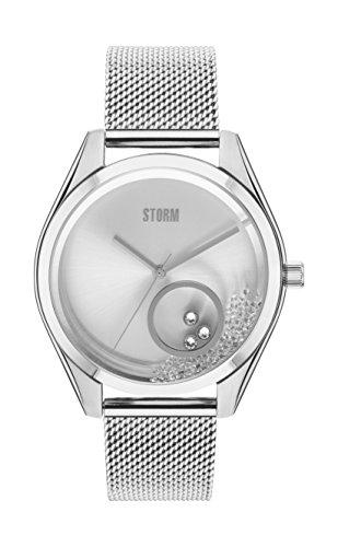 Storm London Krissy Silver 47398/S Damenarmbanduhr