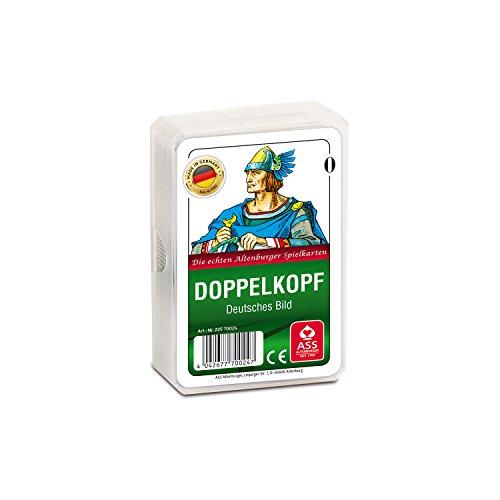 ASS Altenburger 22570024 - Doppelkopf - Deutsches Bild, Kartenspiel