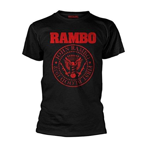 Rambo First Blood 1982 T-Shirt M