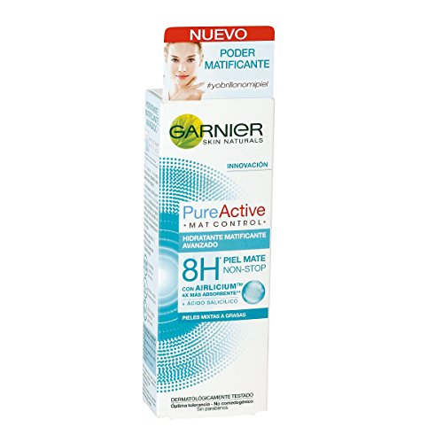 Garnier Crema Hidratante Matificante Mat Control - 50 ml