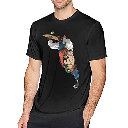 DJNGN Camiseta de Manga Corta con Cuello Redondo y Manga Corta para Hombre de Sk8 The Infinity