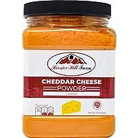 Hoosier Hill Farm Cheddar Cheese Powder 1-lb. Jar