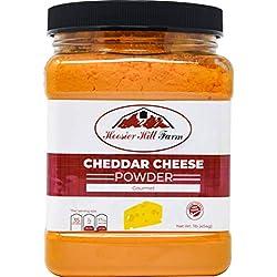in budget affordable Hoosier Hill Farm Cheddar cheese powder, 1 lb