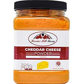 Cheddar Cheese Powder by Hoosier Hill Farm 1 lb