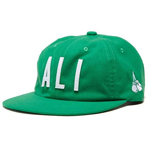 Diamond Supply Co. x Ali Sign Strapback Hat - Green - OSFA