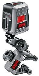 Skil Lasernivelliergerät 0511 AA (Selbstnivellierungs- und Neigungsmodus; Genauigkeit:+/- 4°, Laserklasse: 2) F0150511AA