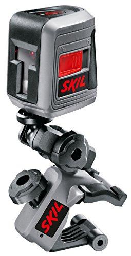 Skil F0150511AA LL0511 Laser à lignes croisées avec mode pente et mode auto-nivellement Portée 10 m Précision à +/- 0,5 mm