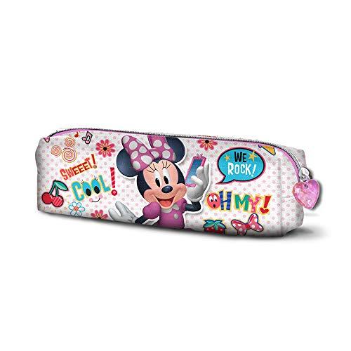 Minnie Mouse OhMy!-Estuche Portatodo Cuadrado