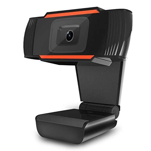 Web CAM Webcam USB del Ordenador Full HD 1080P Cámara Cámara Digital con El Micrófono para PC De Escritorio Cámara Giratoria De La Tableta del Ordenador Portátil JNSXT (Color : 720P)
