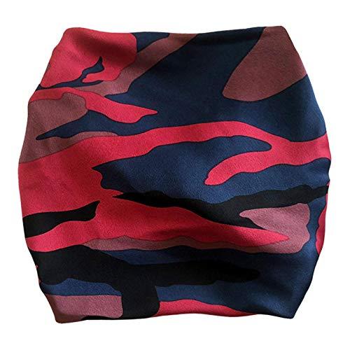 Dames Hoofdbanden Haarbanden Tide modellen camouflage breed haar accessoires hoofddoek vrouwelijke casual cover haarband kraag