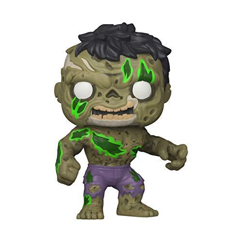 Funko 49121 POP Marvel Zombies-Hulk Sammelbares Spielzeug, Mehrfarben