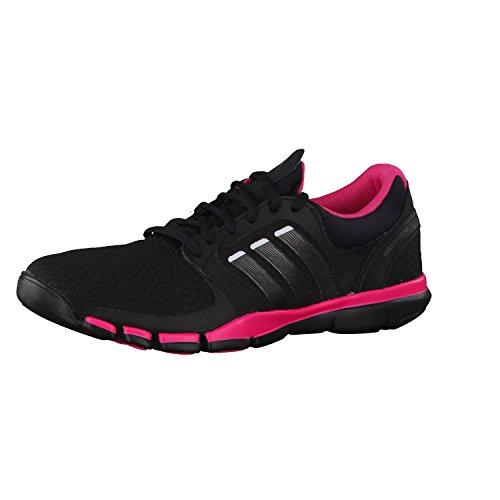 adidas adipure 360 Trail zapatillas de deporte para mujer, modelo 2014 negro Schwarz (Black/Bahia Pink/Carbon Met.) Talla:EU 38 (UK 5)