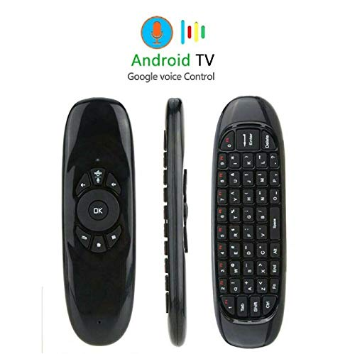 Voice Remote Google Control Air Mouse USB for PC Android Smart TV Box
